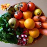 Odpowiednio dobrana dieta pełna warzyw przyda się naszym włosom