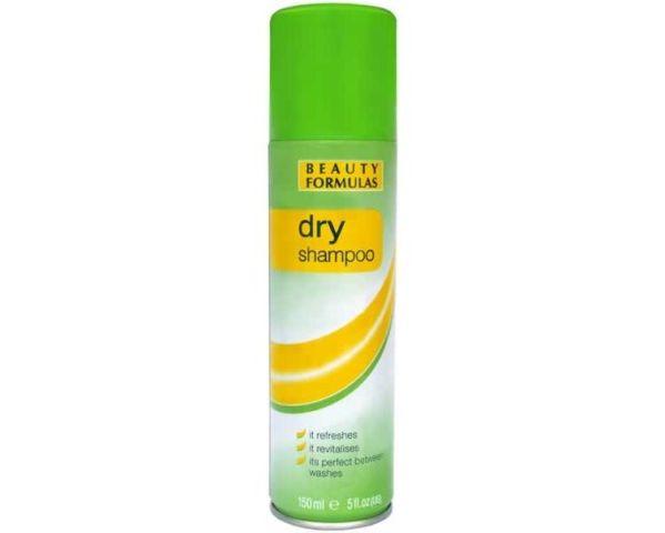 Suchy szampon może być rozwiązaniem