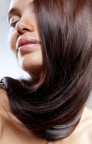 lsniace włosy sa oznaką zdrowia