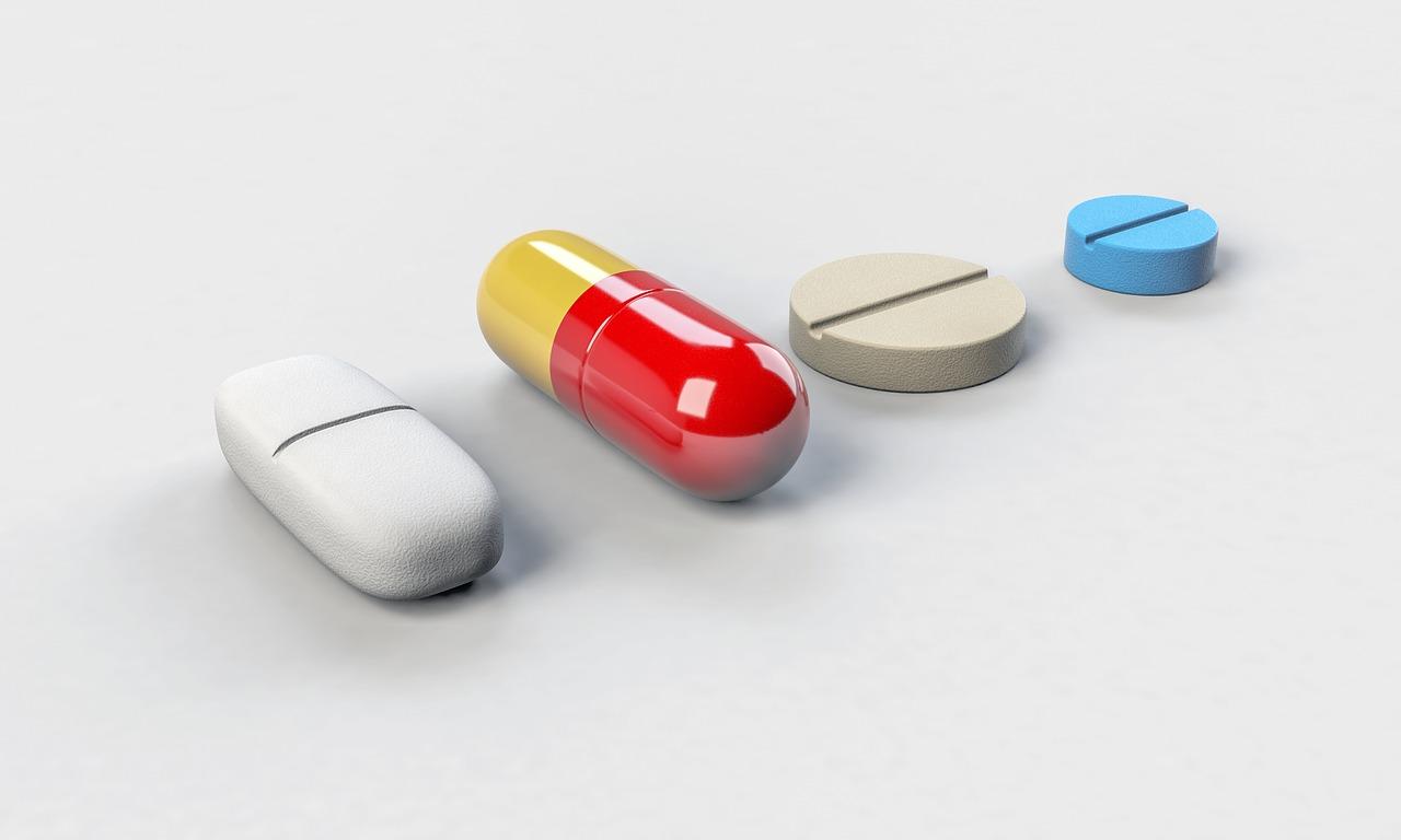 Leki na łysienie androgenowe