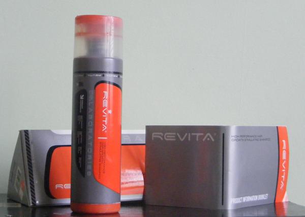 Szampon Revita na wypadanie i porost włosów