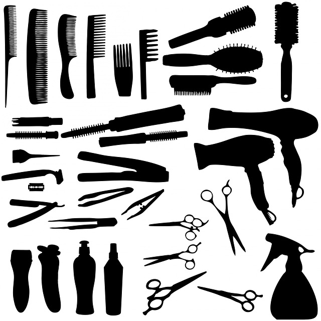Stylizacja włosów - przyczyna wypadania u kobiet