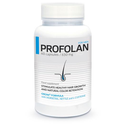 Profolan - preparat na męskie łysienie