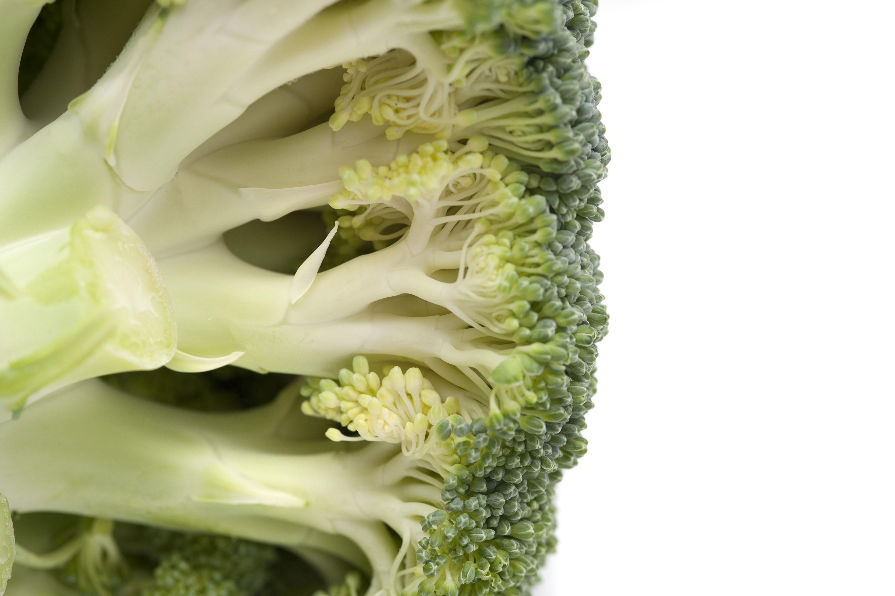 Włosy podziękują za brokuły:)