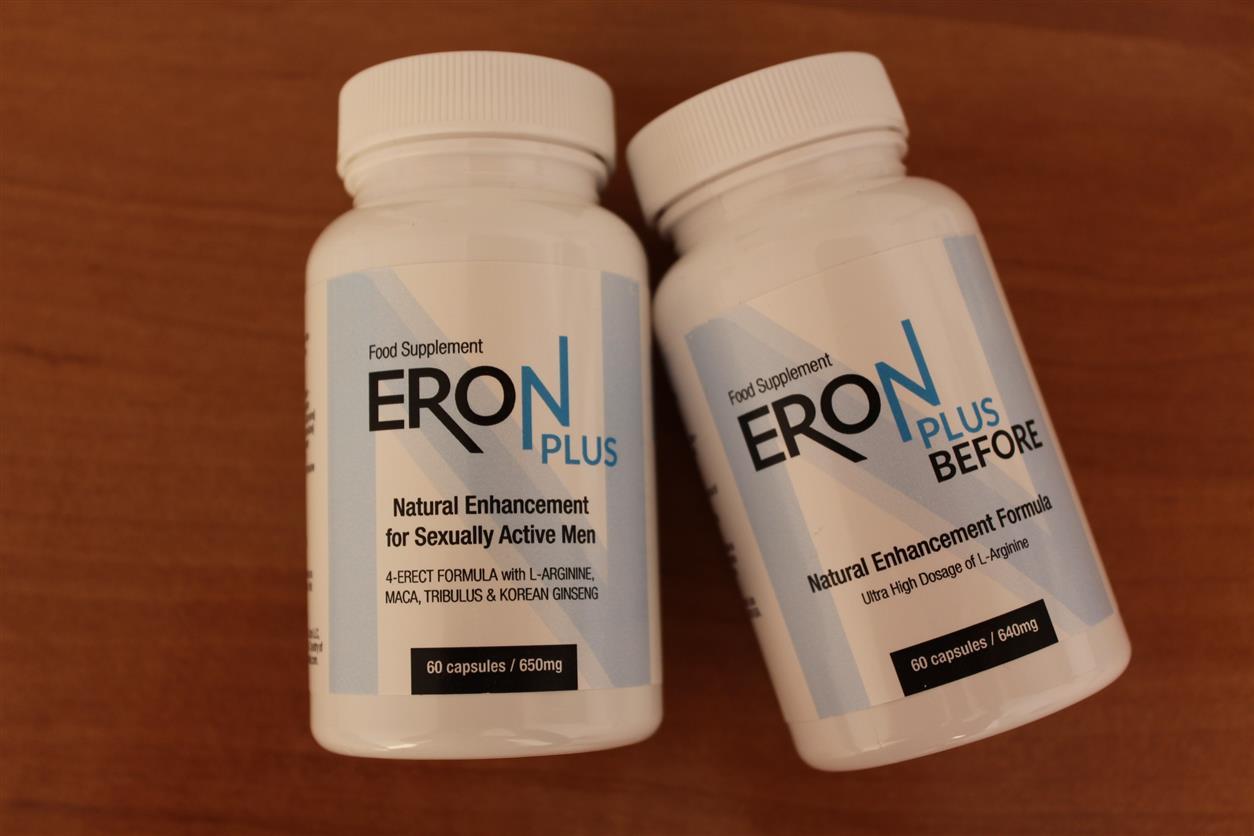Eron Plus na zaburzenia potencji