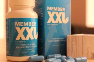 Tabletki na powiększenie penisa Member XXL