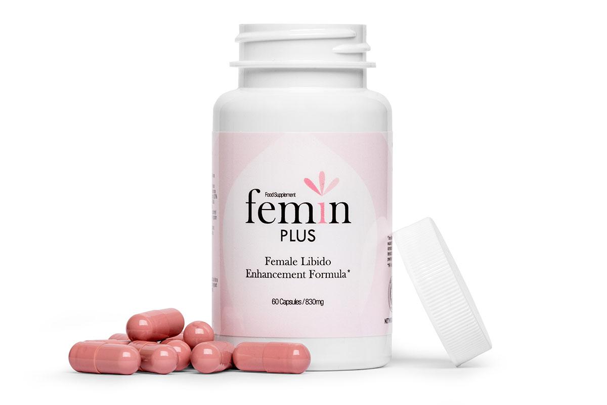 Femin Plus tabletki na libido dla kobiet