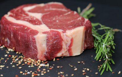 Mięso - źródło właściwości żelaza
