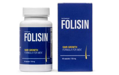 Folisin na męskie łysienie